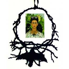 "Collana ""Paloma Negra"""